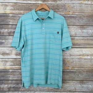 Southern Proper Men's Pocket Polo